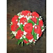 Buchet 15 trandafiri