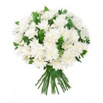 Buchet  15 crizanteme