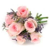 Buchet 7 fire trandafiri