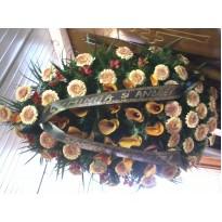 Coroana flori 80 fire