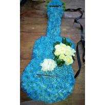 Chitara din flori